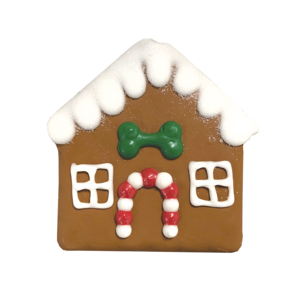 GingerBread House Cookie