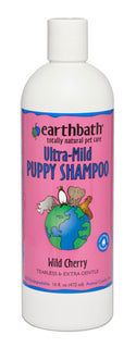 EarthBath Shampoo Ultra Mild Puppy Wild Cherry