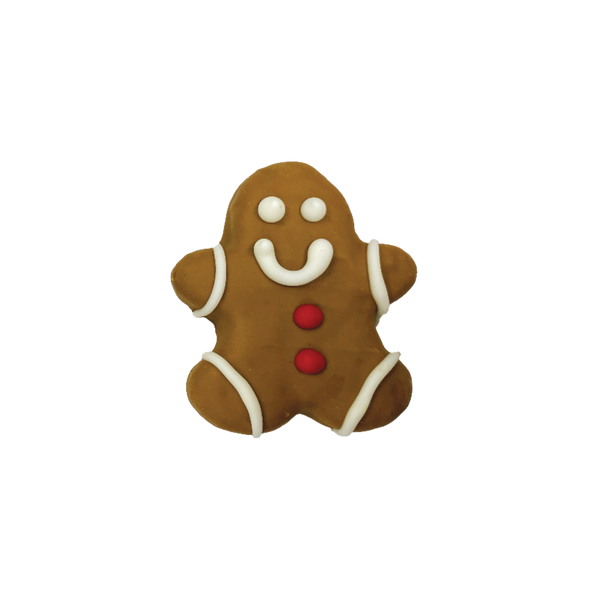 Ginger Boy Cookie