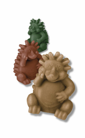 Whimzee Rice Bone Hedgehog XL Individual
