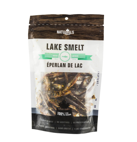 NatuRAWls Lake Smelt