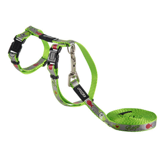Cat Harness 8-12 Inch Chest