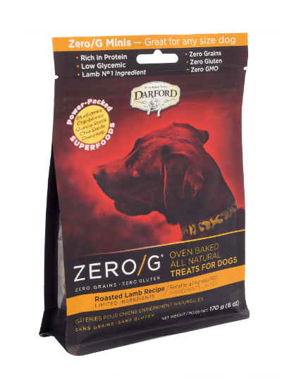 Darford Zero/G Lamb Dog Treats