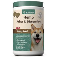 Hemp Aches and Discomfort for Dogs
