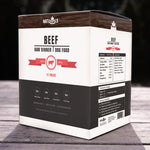 Beef Raw Frozen Dinner for Dogs