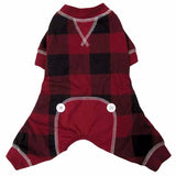 Buffalo Plaid PJs X-Small