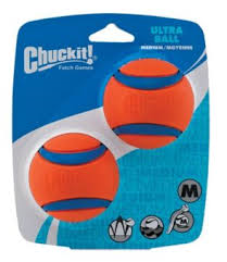 Chuck It! Ultra Ball 2pk Medium