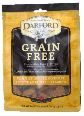 Darford Grain Free Peanut Butter Treats