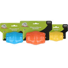 Jolly Dog Flex-N-Chew Bobble Assorted Colours