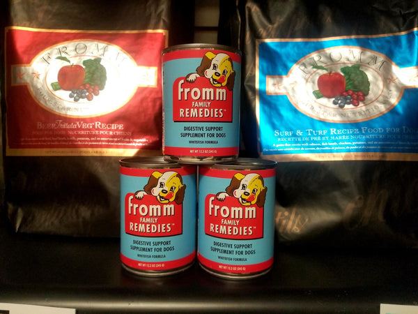 Fromm Family Remedies Digestive Support Canned Food