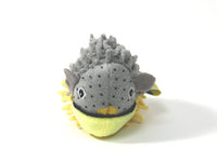 BOB CAT TOY FUGU FISH
