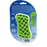 FURBLISS - GREEN BRUSH FOR SMALL PETS WITH LONG HAIR