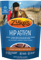 Zuke's Peanut Butter Hip Action 1LB
