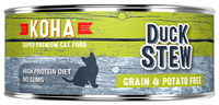 Koha Duck Stew canned 5oz