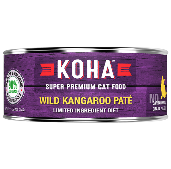 Koha Kangeroo Limited Ingredient 5oz Canned