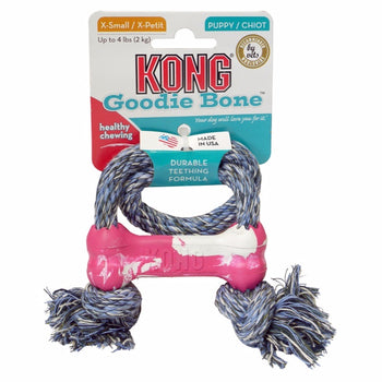 Kong Bone w/Rope X-Small