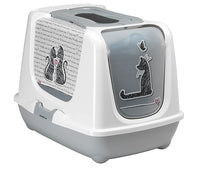 Cat Love Litter Pan