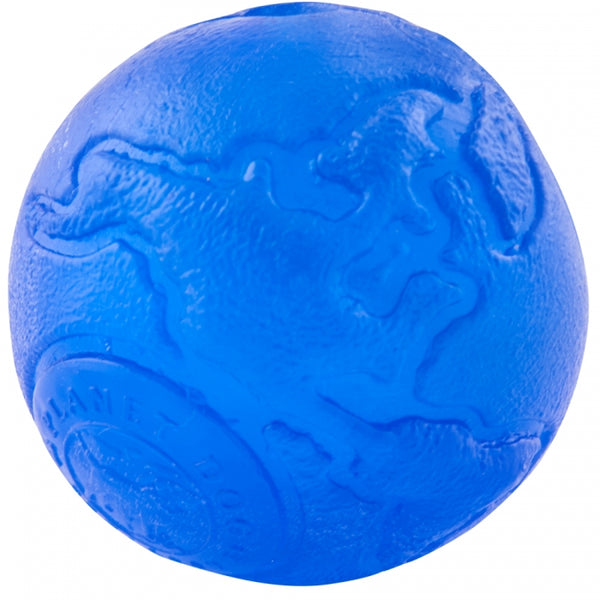 Orbee Tuff Blue Earth Ball