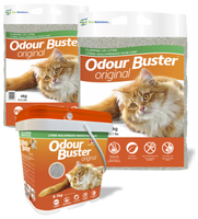 Odour Buster Cat Litter Clay 6kg Bag