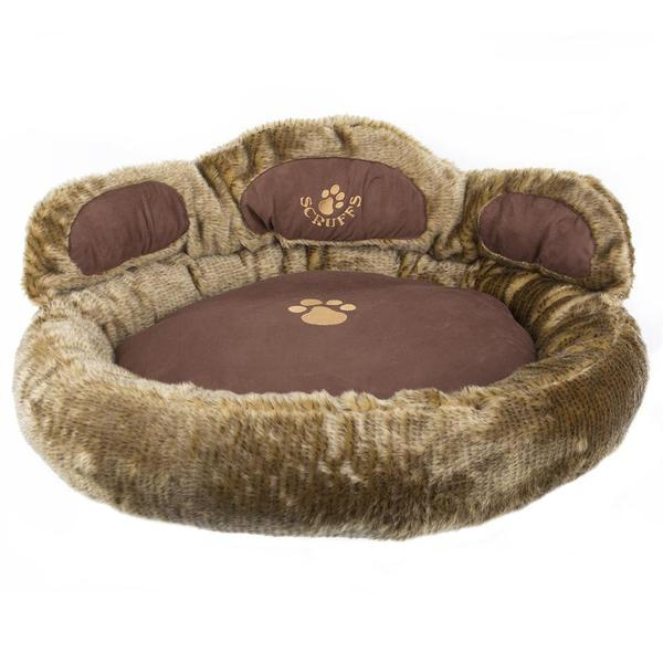 Paw Shaped Bed Small