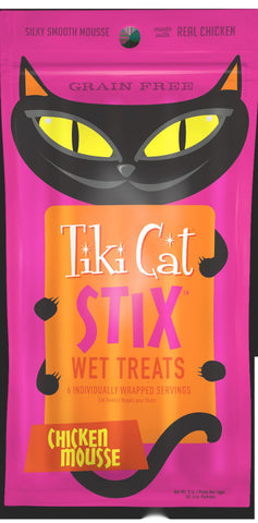 Tiki Cat Stix Wet Treats
