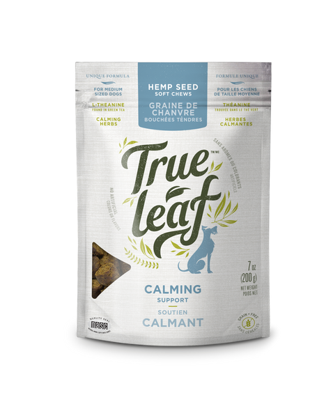 True Leaf Calming Treats