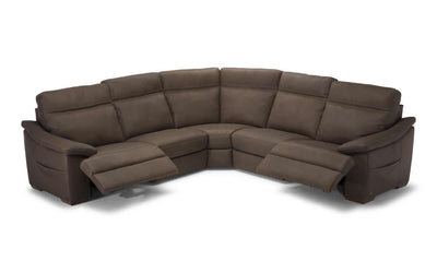Giotto Sectional-Natuzzi Editions-Leather Express San Marcos