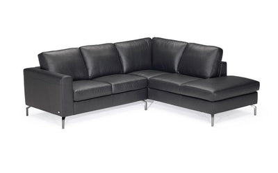 Sollievo Sectional-Natuzzi-Leather Express San Marcos