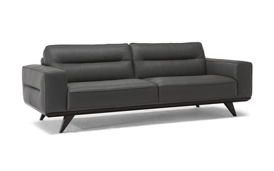 Adrenalina Loveseat-Natuzzi-Leather Express San Marcos