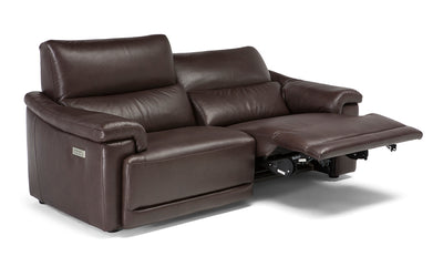 Brama Loveseat-Natuzzi-Leather Express San Marcos