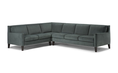 Quiete Sectional-Natuzzi-Leather Express San Marcos