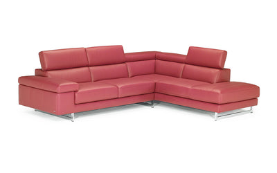 Saggezza Sectional-Natuzzi-Leather Express San Marcos