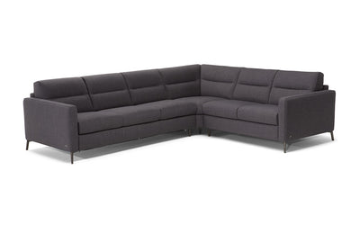 Fascino Sectional-Natuzzi Editions-Leather Express San Marcos