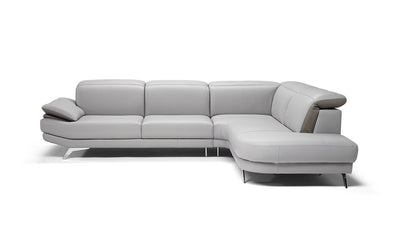 Principe Sectional-Natuzzi-Leather Express San Marcos
