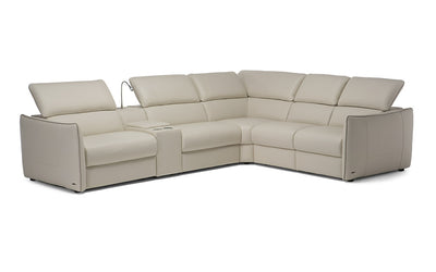 Meraviglia Sectional-Natuzzi Editions-Leather Express San Marcos