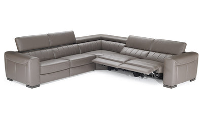 Forza Sectional-Natuzzi Editions-Leather Express San Marcos