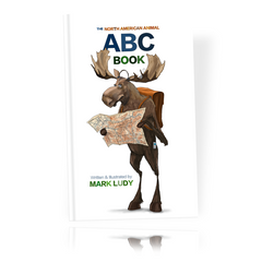 The North American Animal ABC Book