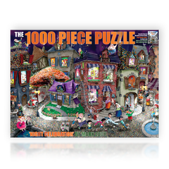 1,000 Piece Puzzle // Night Celebration