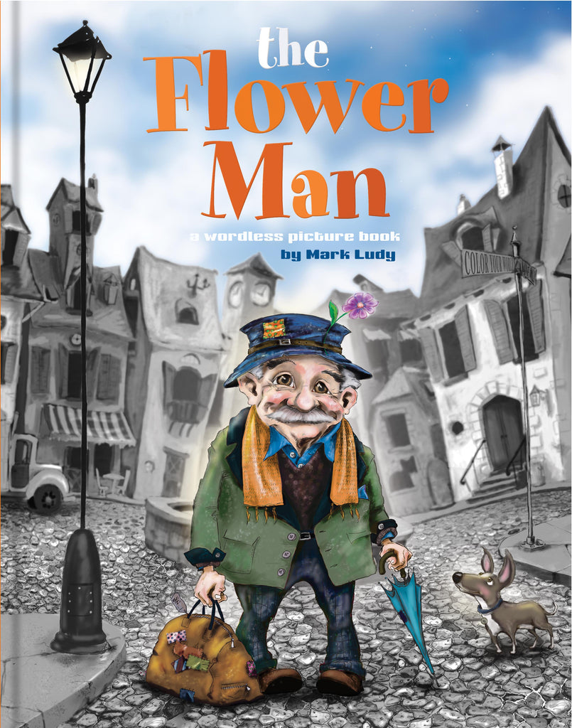 The Flower Man - Hardback