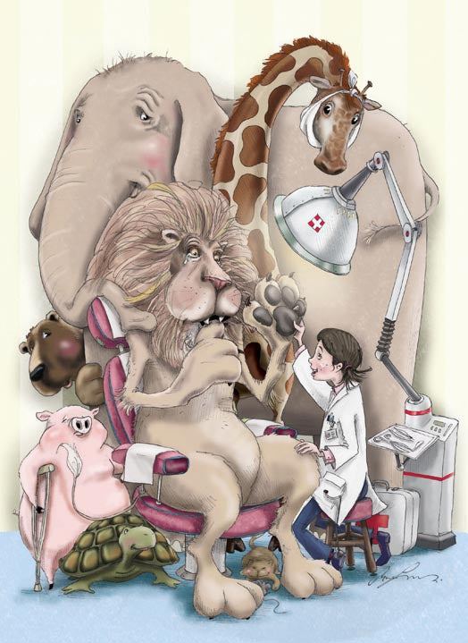 The Animal Doctor