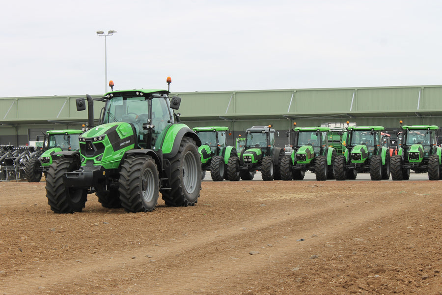 10 Reasons To Buy A Deutz Tractor