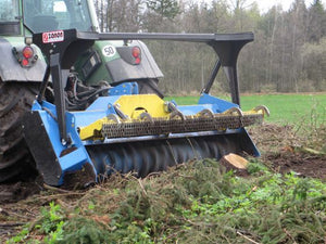 TN/OT Forestry Mulcher