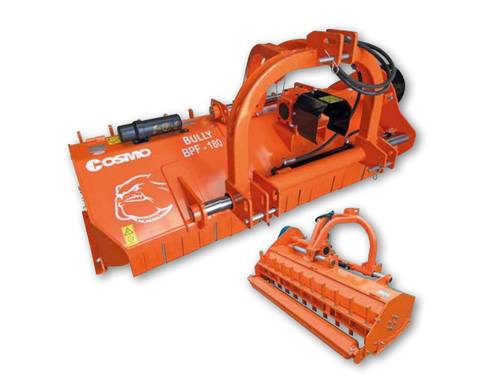 BPF Series Mulcher
