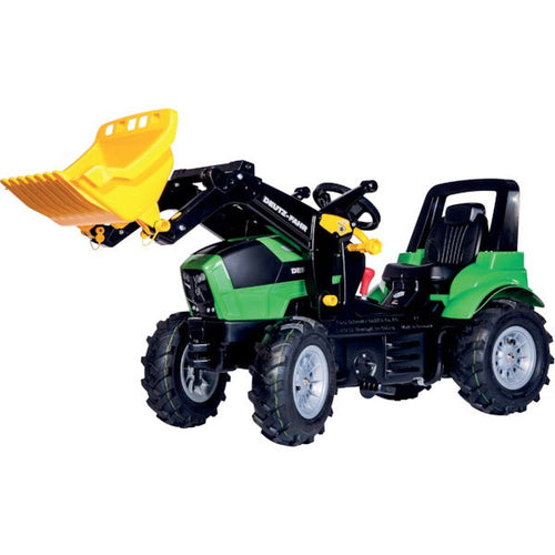 7250 TTV Agroton With Front Loader