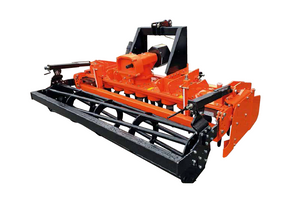 M120 Series Power Harrow