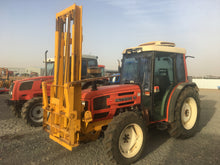 Same Frutetto II 75 Cab Tractor with Forklift