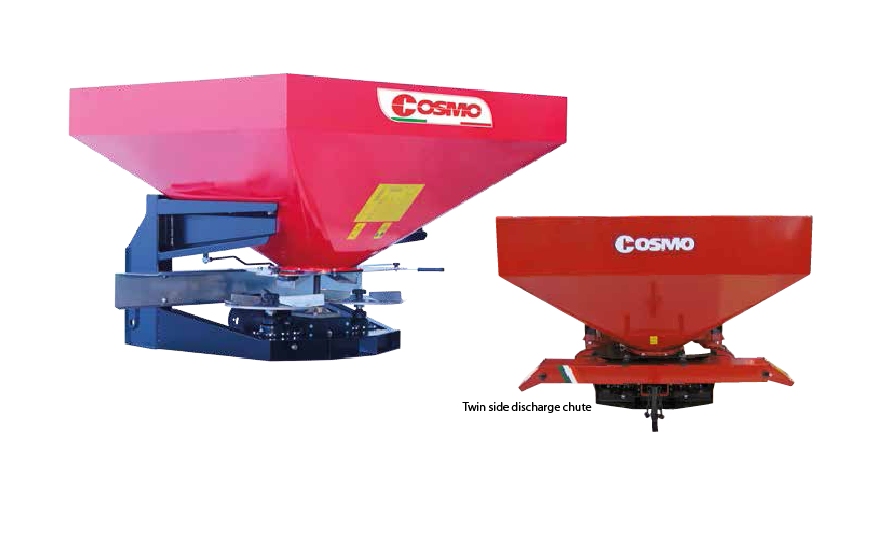 RE Series Fertiliser Spreader