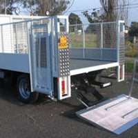 AHT Tailgate Loader Attachments