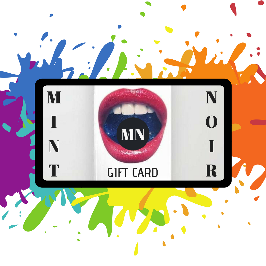 Mint Noir Gift Card