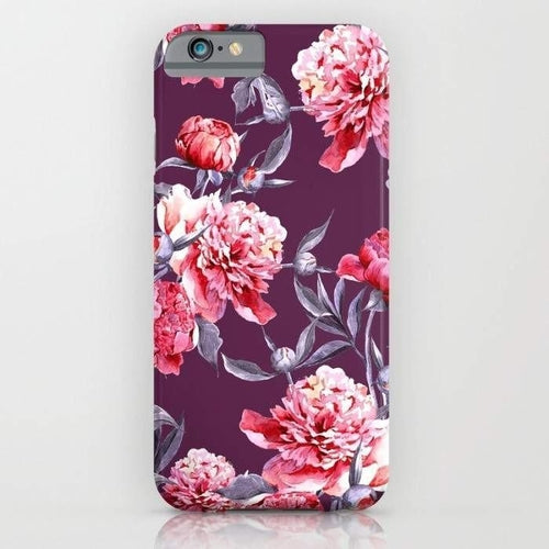 Peony Mobile Cover